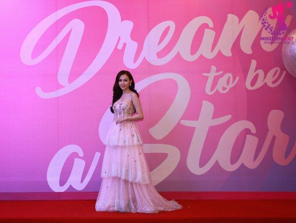 Dan sao Viet do ve sexy tai le khoi dong cuoc thi 'Miss Teen 2017' hinh anh 6