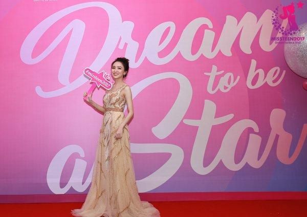 Dan sao Viet do ve sexy tai le khoi dong cuoc thi 'Miss Teen 2017' hinh anh 5