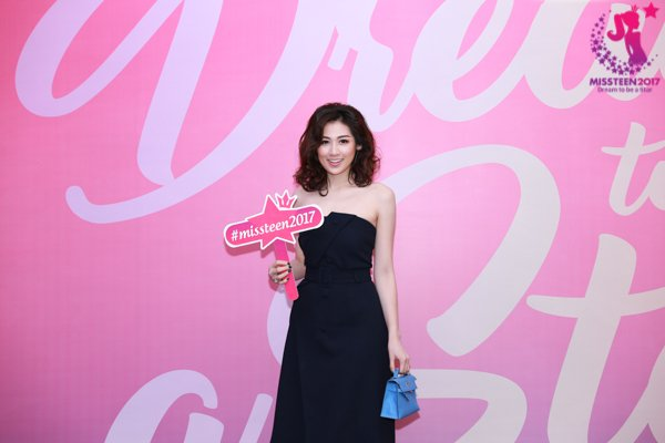 Dan sao Viet do ve sexy tai le khoi dong cuoc thi 'Miss Teen 2017' hinh anh 4