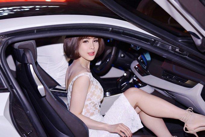 Diep Lam Anh, Thu Hien, Thanh Hoa 'Vietnam's Next Top Model' tai ngo sau 7 nam hinh anh 2