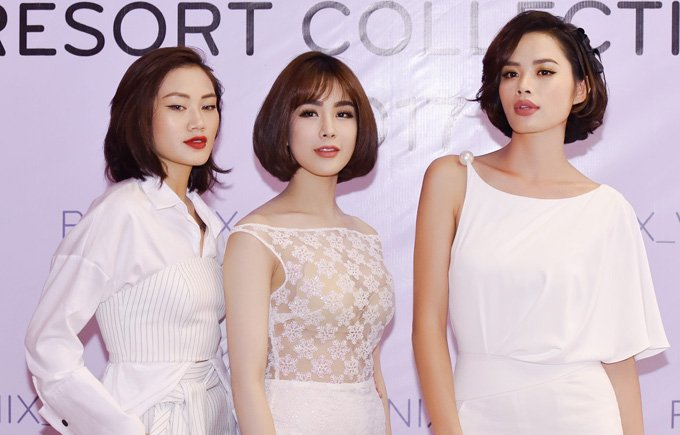 Diep Lam Anh, Thu Hien, Thanh Hoa 'Vietnam's Next Top Model' tai ngo sau 7 nam hinh anh 6