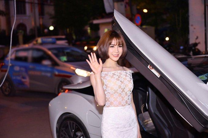 Diep Lam Anh, Thu Hien, Thanh Hoa 'Vietnam's Next Top Model' tai ngo sau 7 nam hinh anh 3