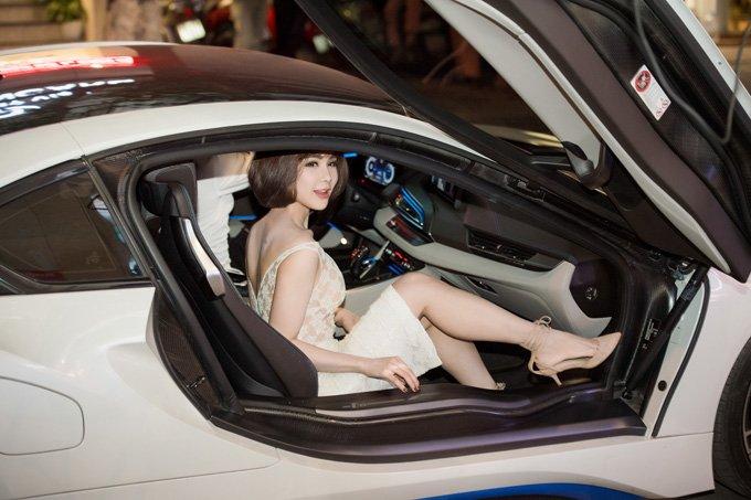 Diep Lam Anh, Thu Hien, Thanh Hoa 'Vietnam's Next Top Model' tai ngo sau 7 nam hinh anh 1