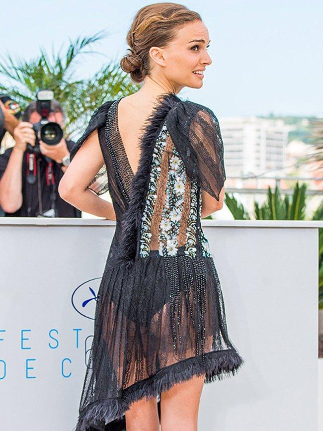 Loat scandal lo hang cua Pham Bang Bang, Duong Mich... tren tham do Cannes hinh anh 20