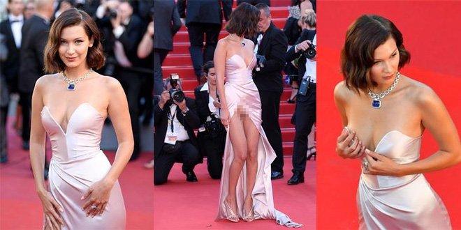 Loat scandal lo hang cua Pham Bang Bang, Duong Mich... tren tham do Cannes hinh anh 2