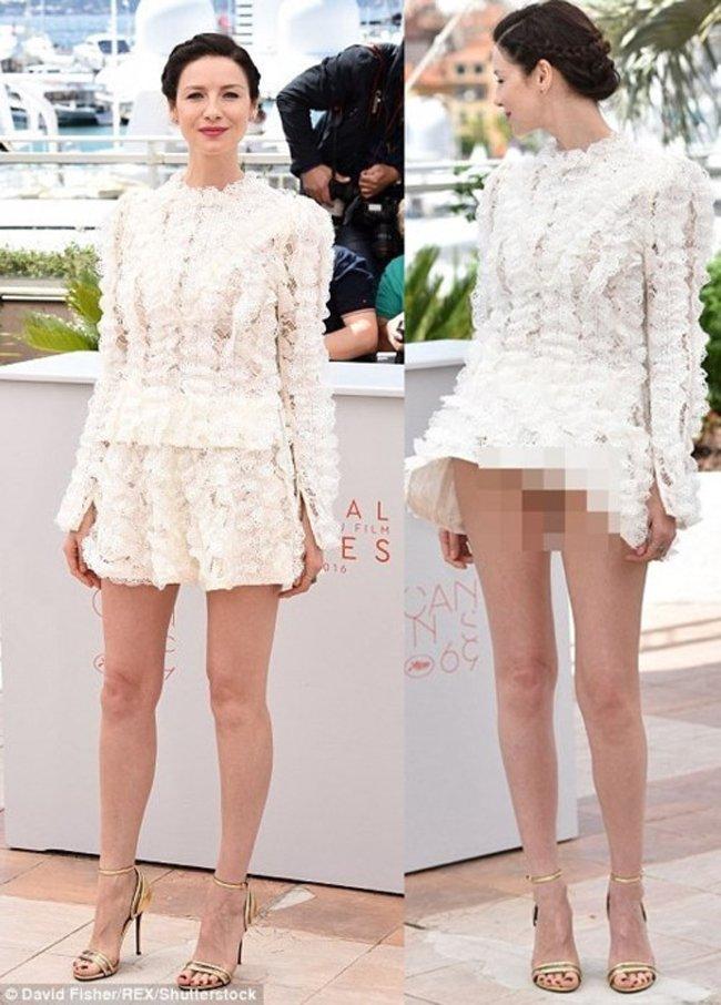Loat scandal lo hang cua Pham Bang Bang, Duong Mich... tren tham do Cannes hinh anh 18