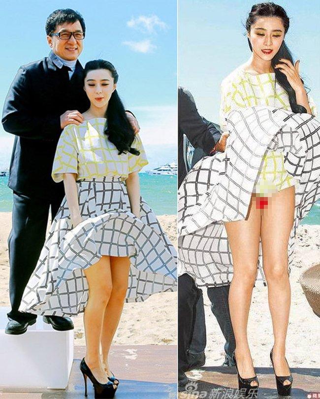 Loat scandal lo hang cua Pham Bang Bang, Duong Mich... tren tham do Cannes hinh anh 16