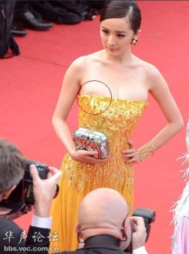 Loat scandal lo hang cua Pham Bang Bang, Duong Mich... tren tham do Cannes hinh anh 15