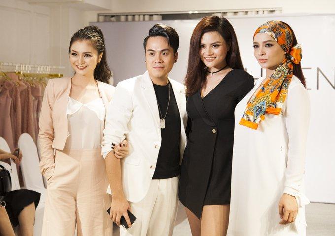 Diep Lam Anh, Thu Hien, Thanh Hoa 'Vietnam's Next Top Model' tai ngo sau 7 nam hinh anh 9