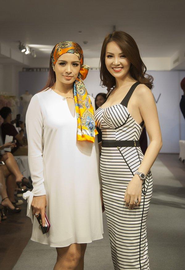 Diep Lam Anh, Thu Hien, Thanh Hoa 'Vietnam's Next Top Model' tai ngo sau 7 nam hinh anh 11