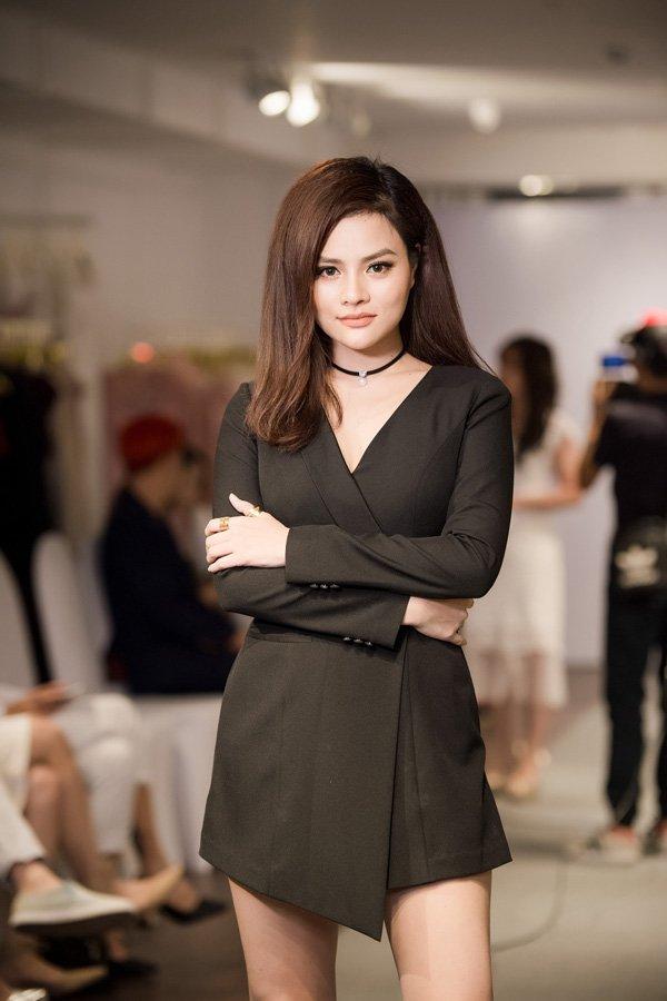 Diep Lam Anh, Thu Hien, Thanh Hoa 'Vietnam's Next Top Model' tai ngo sau 7 nam hinh anh 7