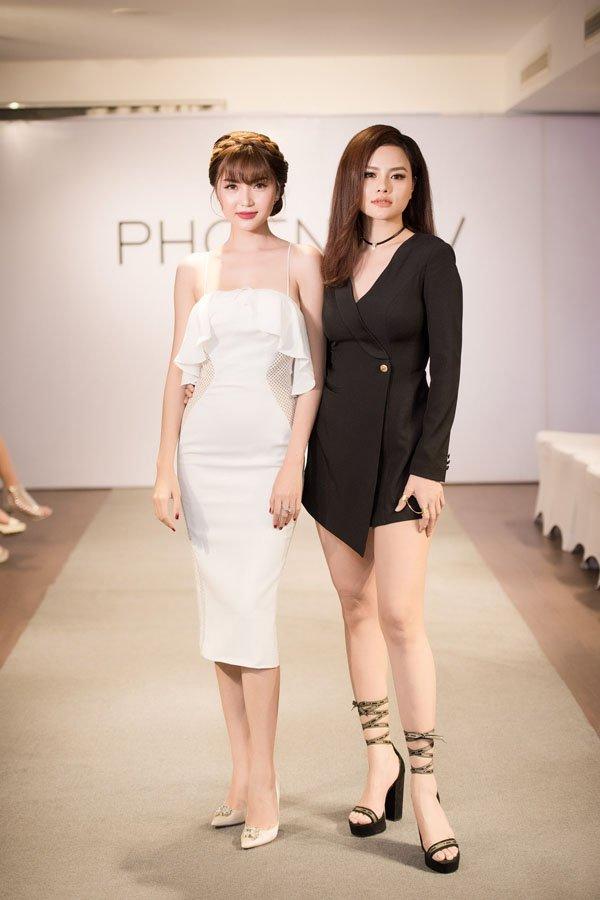 Diep Lam Anh, Thu Hien, Thanh Hoa 'Vietnam's Next Top Model' tai ngo sau 7 nam hinh anh 8