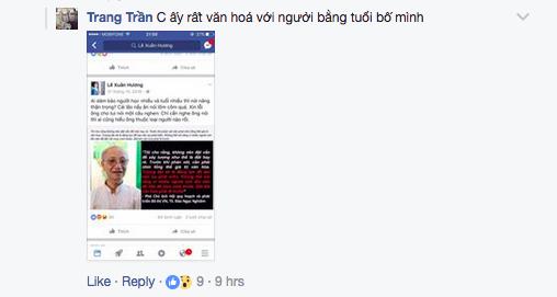 Trang Tran tiep tuc gay soc, tuyen bo nghe si Xuan Huong khong du tu cach mang co 'vo van hoa'? hinh anh 3