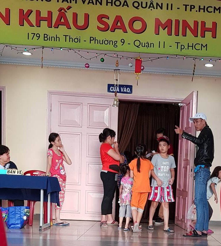 Video: Minh Beo tro tren dien kich co tich ngay Quoc te Thieu nhi 1/6 hinh anh 2