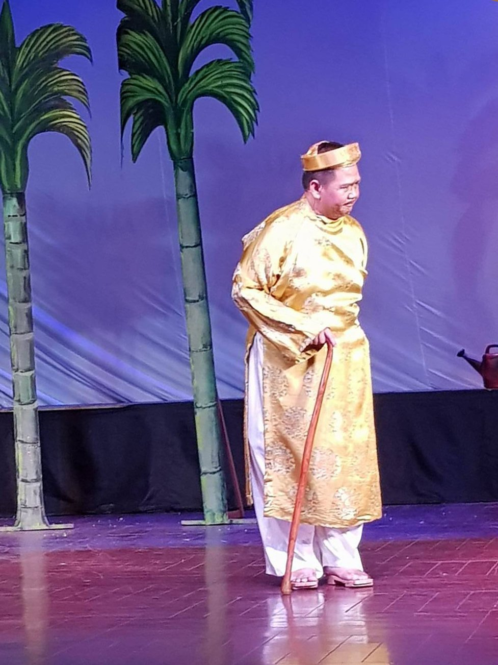 Video: Minh Beo tro tren dien kich co tich ngay Quoc te Thieu nhi 1/6 hinh anh 5