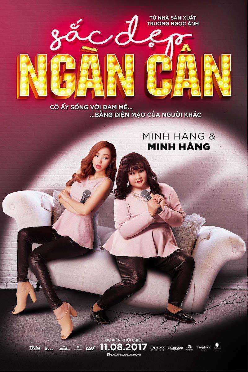 Minh Hang bat ngo tang can den muc khong ai nhan ra hinh anh 3