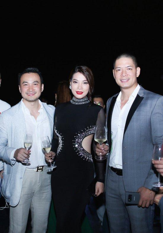 Truong Ngoc Anh, Minh Hang than thiet cung dao dien phim 'Kong' hinh anh 8