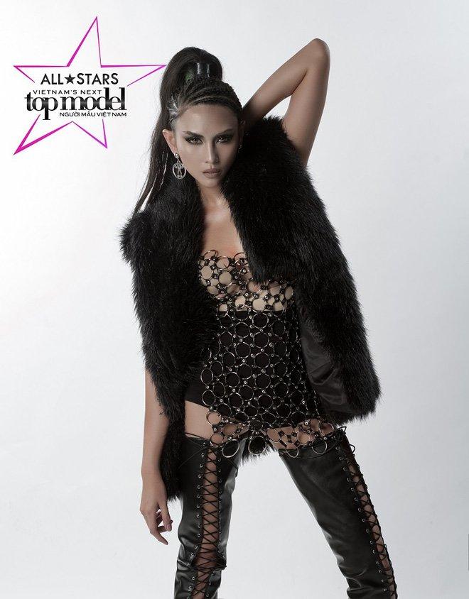 Khong phai Ha Ho va Thanh Hang, Vo Hoang Yen moi la giam khao 'Vietnam's Next Top Model' hinh anh 4