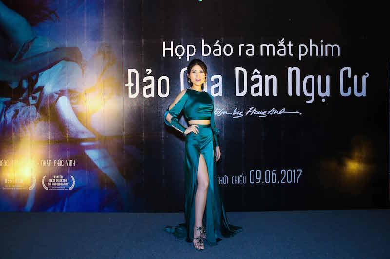 Trang Tran tai xuat hau scandal, do sac voi Ngoc Thanh Tam hinh anh 1