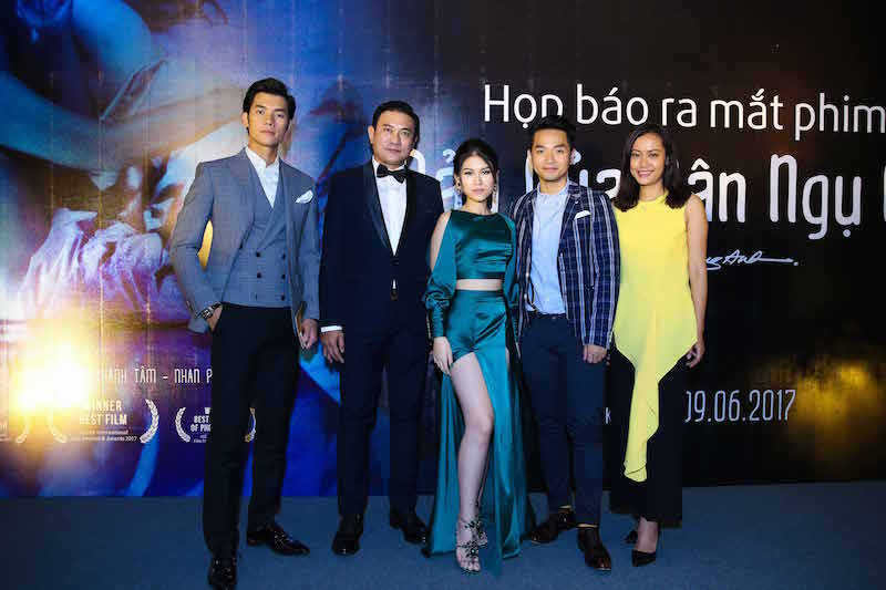 Trang Tran tai xuat hau scandal, do sac voi Ngoc Thanh Tam hinh anh 4