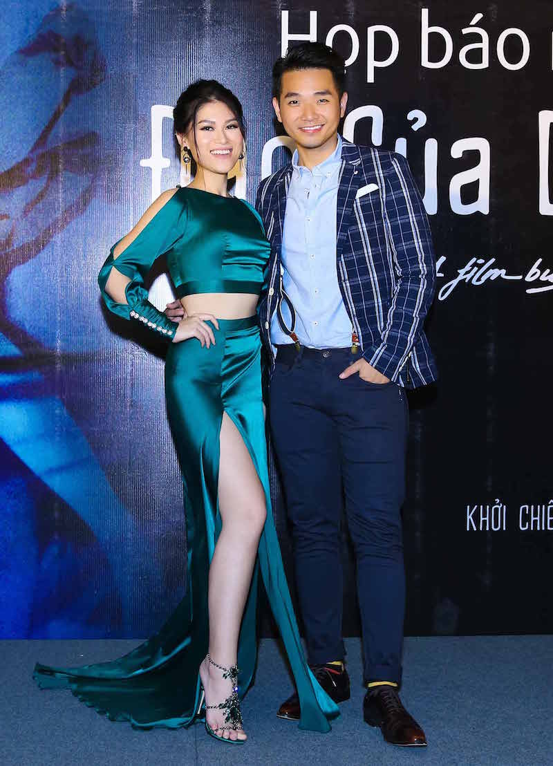 Trang Tran tai xuat hau scandal, do sac voi Ngoc Thanh Tam hinh anh 2