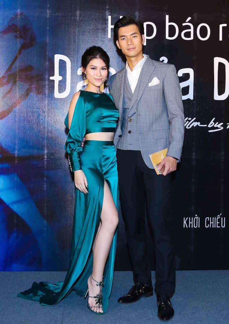 Trang Tran tai xuat hau scandal, do sac voi Ngoc Thanh Tam hinh anh 3