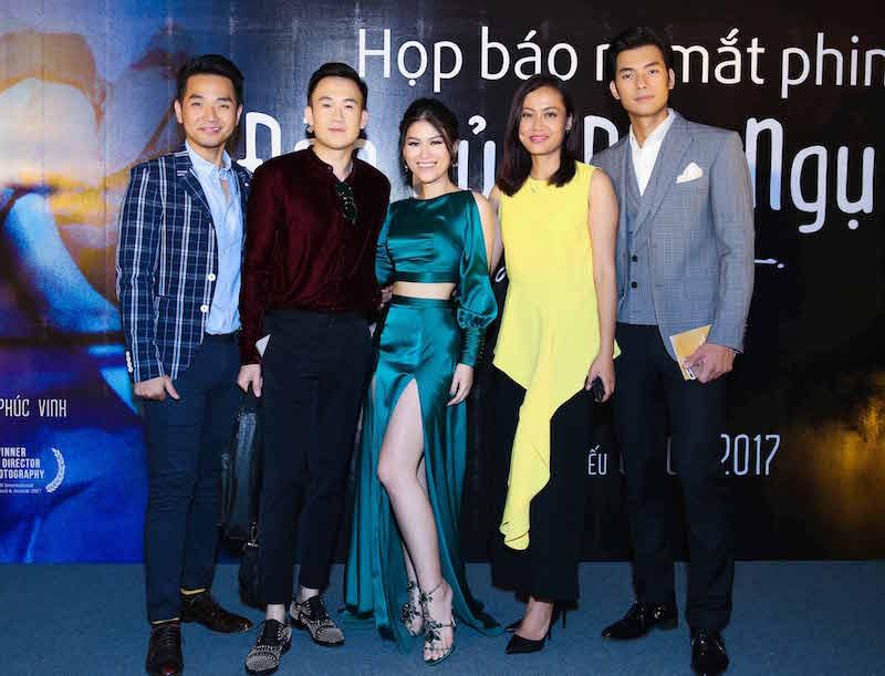 Trang Tran tai xuat hau scandal, do sac voi Ngoc Thanh Tam hinh anh 6