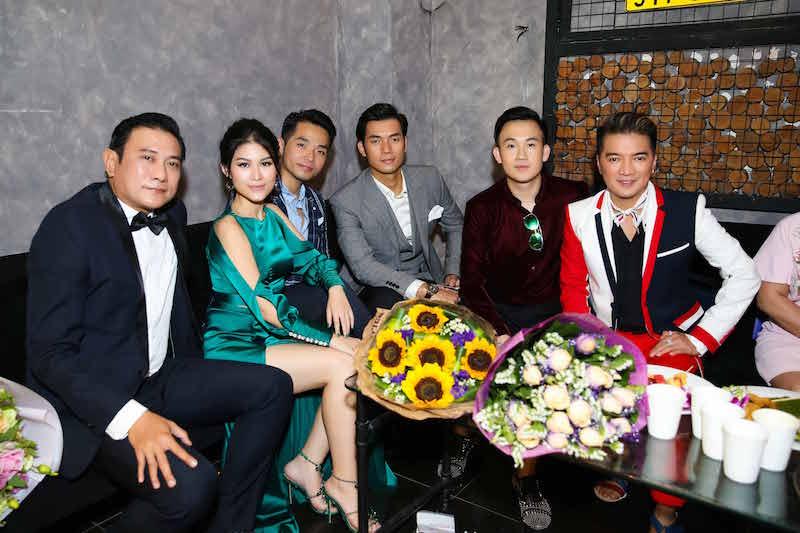 Trang Tran tai xuat hau scandal, do sac voi Ngoc Thanh Tam hinh anh 7