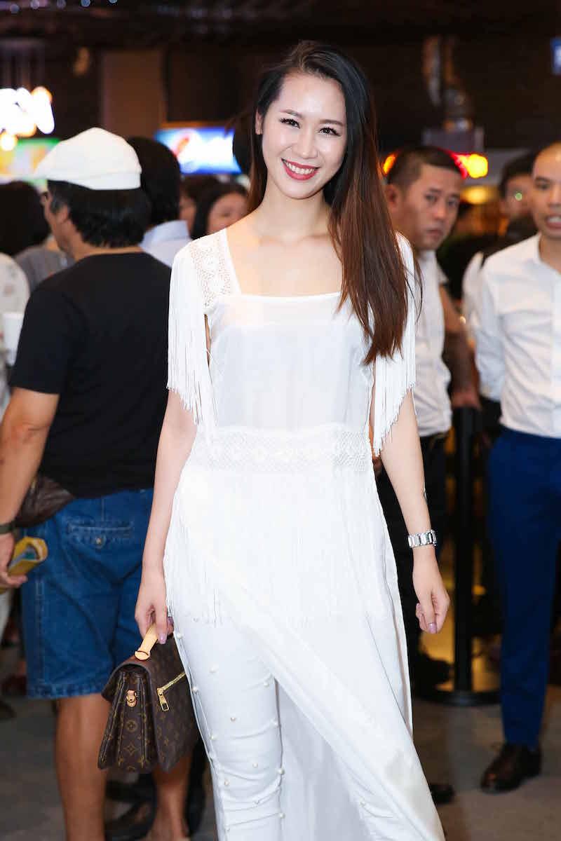 Trang Tran tai xuat hau scandal, do sac voi Ngoc Thanh Tam hinh anh 10
