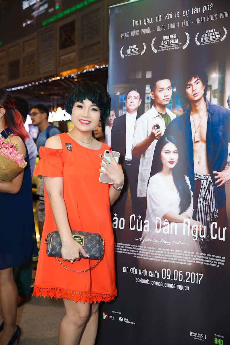 Trang Tran tai xuat hau scandal, do sac voi Ngoc Thanh Tam hinh anh 13