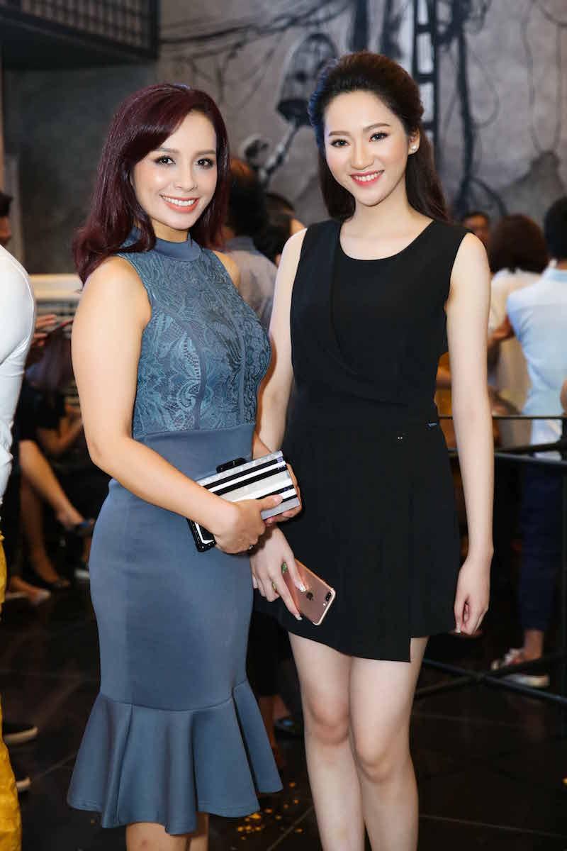 Trang Tran tai xuat hau scandal, do sac voi Ngoc Thanh Tam hinh anh 14
