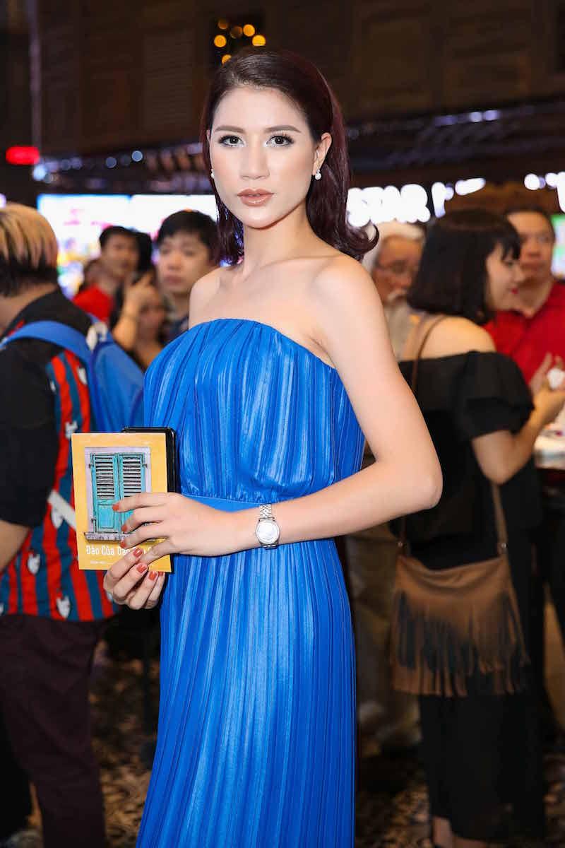 Trang Tran tai xuat hau scandal, do sac voi Ngoc Thanh Tam hinh anh 8