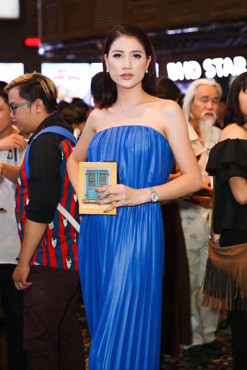 Trang Tran tai xuat hau scandal, do sac voi Ngoc Thanh Tam hinh anh 9