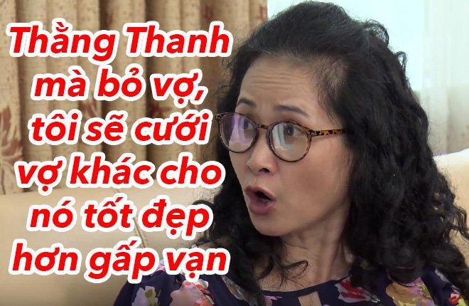 Song chung voi me chong tap 25: Bo ruot duoi Van ra khoi nha vi dam tu y bo chong hinh anh 1