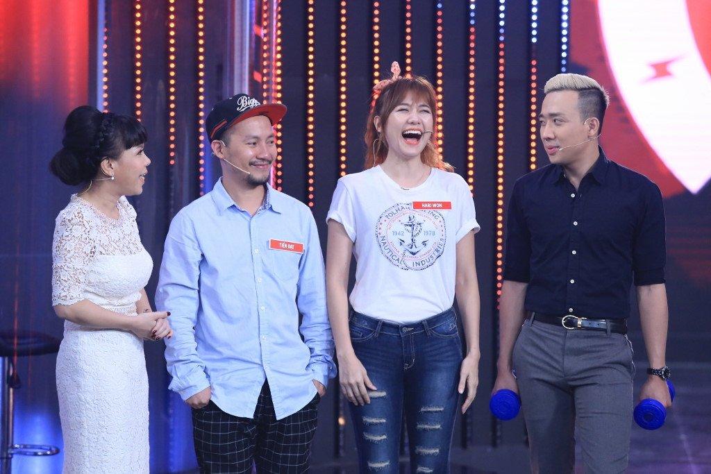 8 cap sao Viet chia tay sau khi choi game show 'Dan ong phai the' hinh anh 1