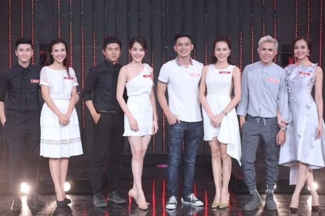 8 cap sao Viet chia tay sau khi choi game show 'Dan ong phai the' hinh anh 4