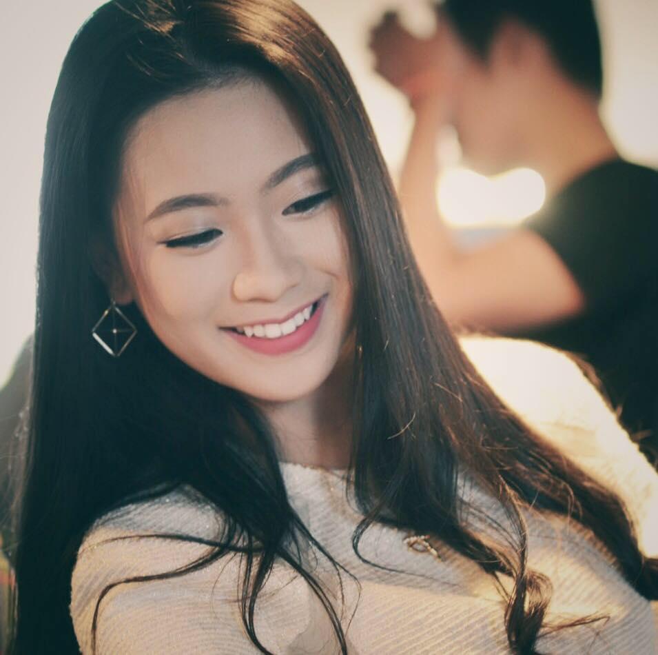 Kien tuong dancesport Quynh Huong bat mi ly do tham gia Miss Teen 2017 hinh anh 3