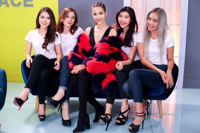 Xem 'The Face 2017' tap 1 len song VTV3 luc 21h10 ngay 11/6 hinh anh 5