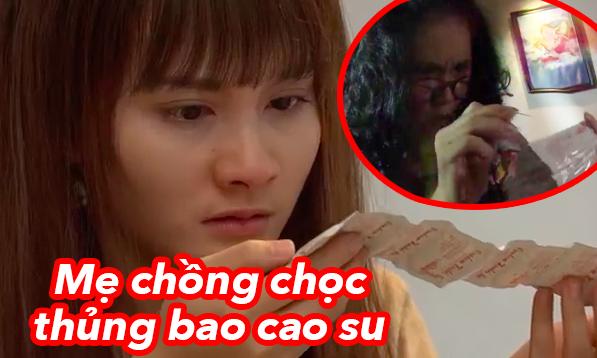 Xem phim Song chung voi me chong tap 28 tren VTV1 20h45 ngay 14/6/2017 hinh anh 1