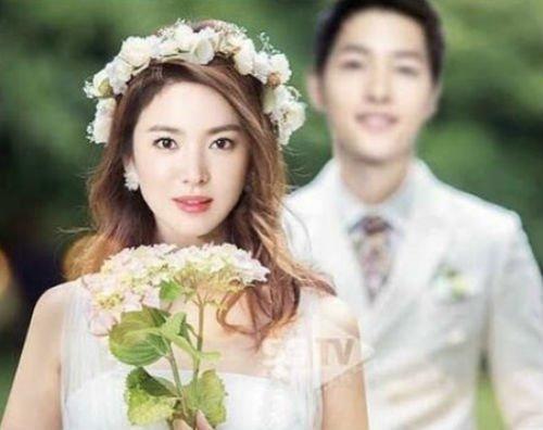 Song Hye Kyo tro lai khoe ve dep tuoi tan, ngot ngao cua 'co dau thang 10' hinh anh 3