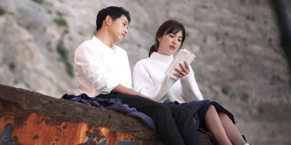 Song Hye Kyo tro lai khoe ve dep tuoi tan, ngot ngao cua 'co dau thang 10' hinh anh 4