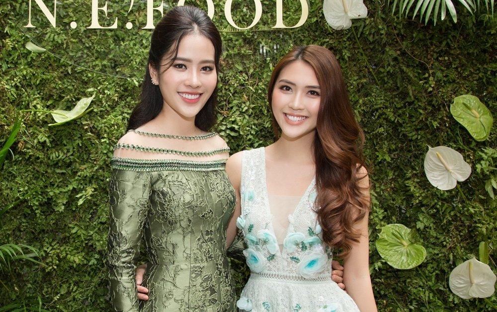 Tuong Linh 'The Face', Dieu Linh rang ro chuc mung Nam Em lam ba chu hinh anh 7