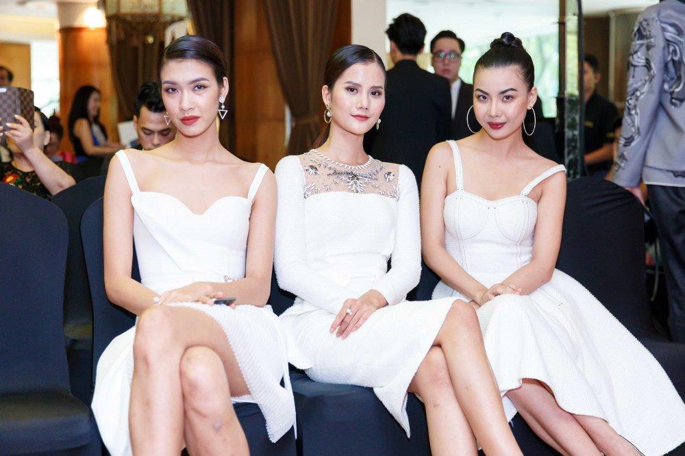 Vua roi nha chung Top Model, Lai Thanh Huong tre nai do ve sexy voi Thanh Hang hinh anh 5