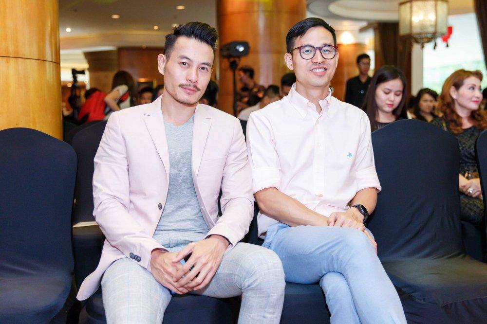 Vua roi nha chung Top Model, Lai Thanh Huong tre nai do ve sexy voi Thanh Hang hinh anh 6