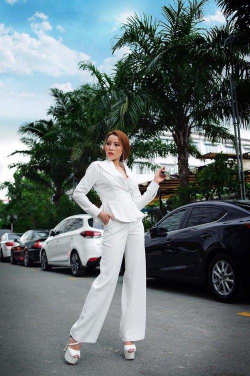 Cuoc song sang chanh cua Thanh Hien - 'Hoa khoi ban dam nghin USD' truoc khi bi bat hinh anh 8