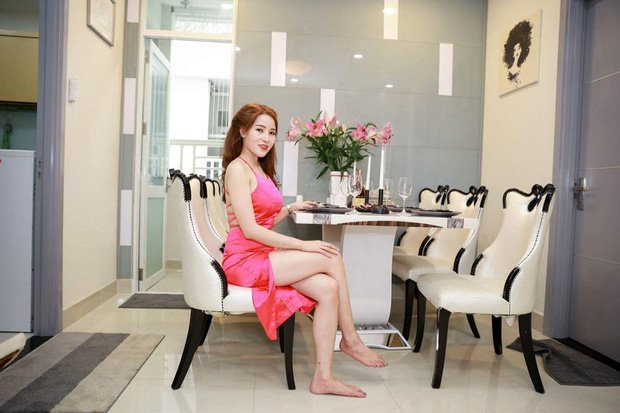 Cuoc song sang chanh cua Thanh Hien - 'Hoa khoi ban dam nghin USD' truoc khi bi bat hinh anh 7