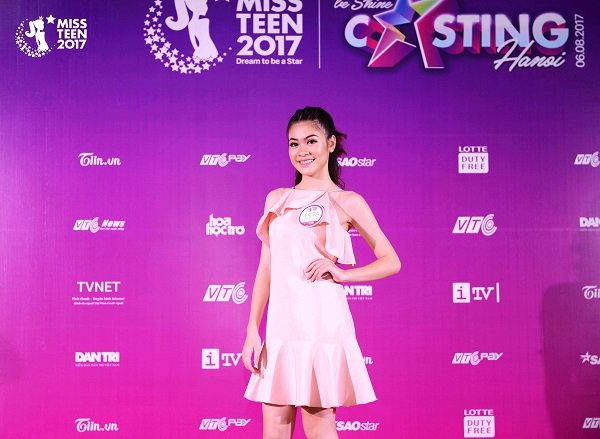 Top 100 Miss Teen 2017 gay 'sot' vi qua xinh dep hinh anh 6