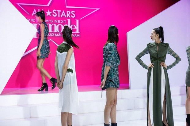 Bi loai vi 'song qua ban nang', Nguyen Hop xin loi BTC Vietnam's Next Top Model hinh anh 4