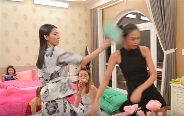 Nguyen Hop xoa danh hieu 'thanh dien' nho Vietnam's Next Top Model - All Stars hinh anh 4