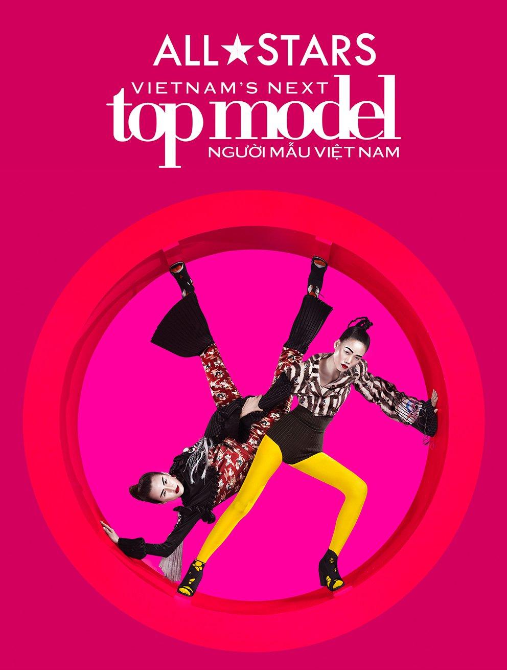 Nguyen Hop xoa danh hieu 'thanh dien' nho Vietnam's Next Top Model - All Stars hinh anh 3